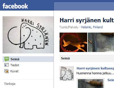 facebooksivu esimerkki